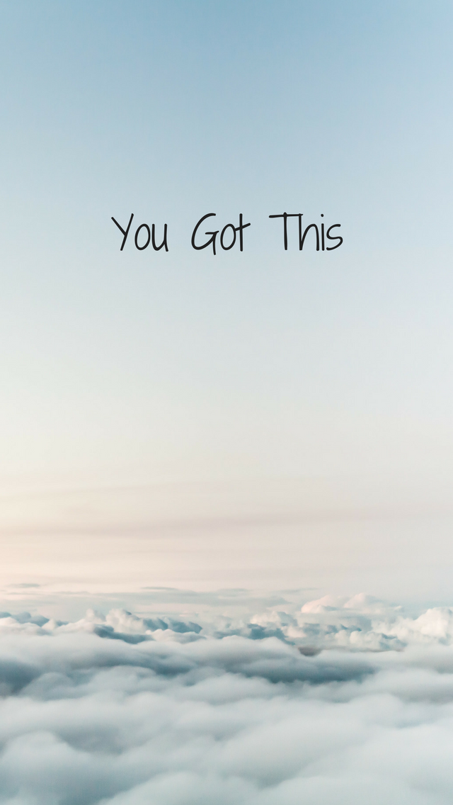 inspirational iphone wallpapers scribbles pebbles