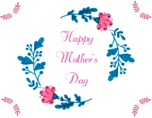mothers day postcard printables